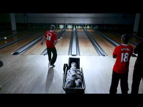 Darren Fletcher - 40 Pins. 40 Seconds Challenge