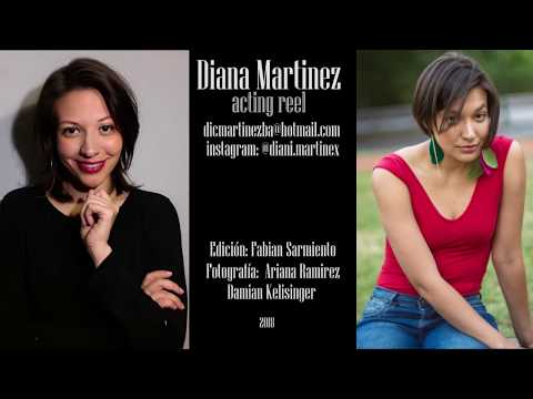 Diana Martinez Reel Actriz