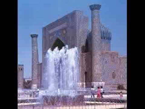 Bukhara & Samarkand pearls of the Orient