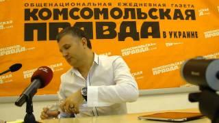Юрій Горбунов - про 'ПРОСТО шоу'