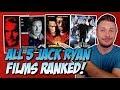 All 5 Jack Ryan Movies Ranked!