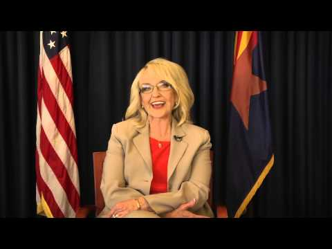 Advisory Board Member Governor Jan Brewer, talks about helping