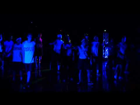 Ironwood High School spring assembly 2014