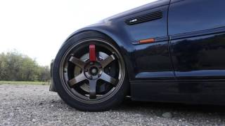 Carbon Black E46 M3 x Filthyhabits Exhaust