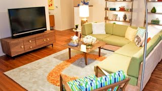 30 Midcentury Modern Living Rooms   Interior Design