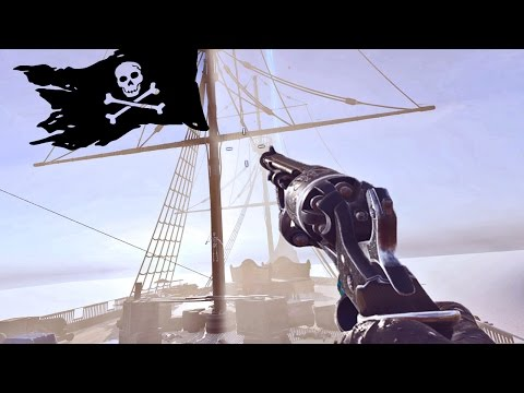 NEW PIRATE SHIP ZOMBIES MAP! Call of Duty Black Ops 3 Zombies Mod Gameplay
