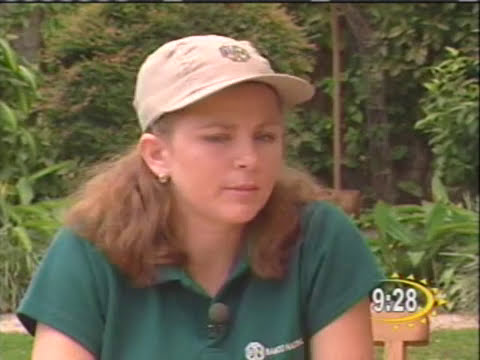 Entrevista de television de Gineth Soto en Buen Dia, Teletica Canal 7