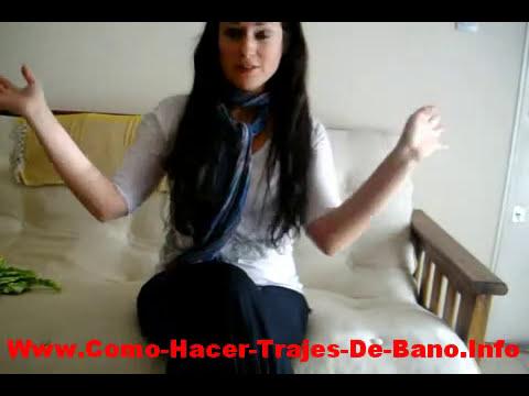 Curso: Como Hacer Trajes De Baño Paso A Paso Con Patrones Y Moldes Imprimibles