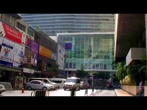 KK曼谷自由行 – Siam Paragon 購物中心步行往 Novotel 酒店 Siam Square