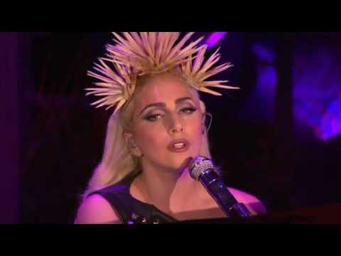 Lady Gaga on Oprah 15/1/2010 Monster/Bad Romance/Speechless HD HQ
