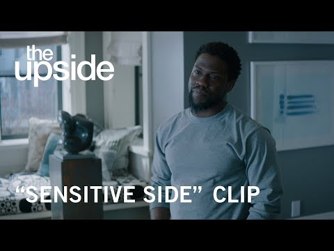 "The Upside   ""Sensitive Side"" Clip   Own It Now On Digital HD, Blu-Ray & DVD"
