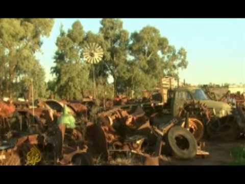 El Nino threatens to worsen Australia drought - 03 Aug 09