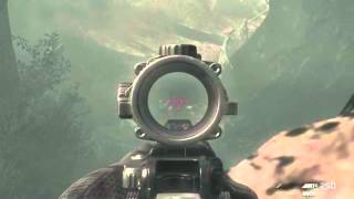 gemplay Call of Duty Ghosts mission 2 part 1