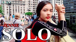 [KPOP IN PUBLIC] JENNIE - 'SOLO' - DANCE COVER - BRAZIL