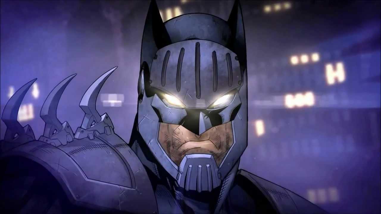 Dc Universe Online Batman Build