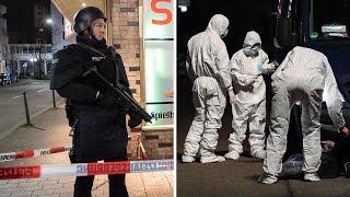 video: Ten dead after far-Right terror attack in Germany