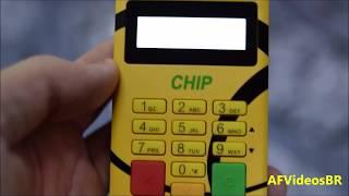 Minizinha Chip: Como Ativar - Primeira Venda - Estorno - Configurar WiFi