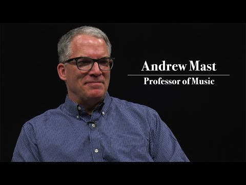 Spiritual Lives at Lawrence: Andrew Mast