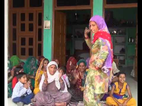 Haryanvi Folk Song With Dance video