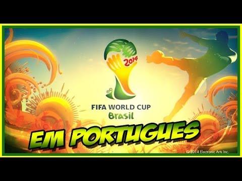FIFA: COPA DO MUNDO BRASIL 2014 - Brasil vs Argentina - Narração Tiago Leifert