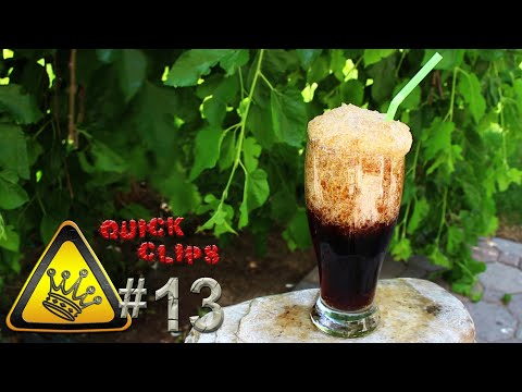 QC#13 - Instant Slushy! (The 3 Second Slurpee)
