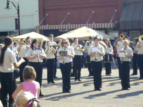 Tecumseh High School Band '11-'12
