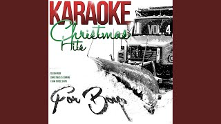 White Christmas In The Style Of Louis Armstrong Karaoke Version