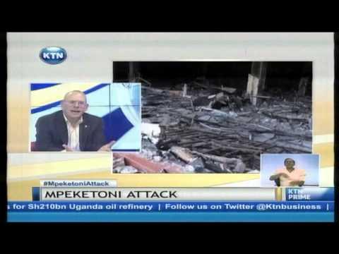 KTN Prime Interview: Andrew Franklin former US Marine on Mpeketoni Attack