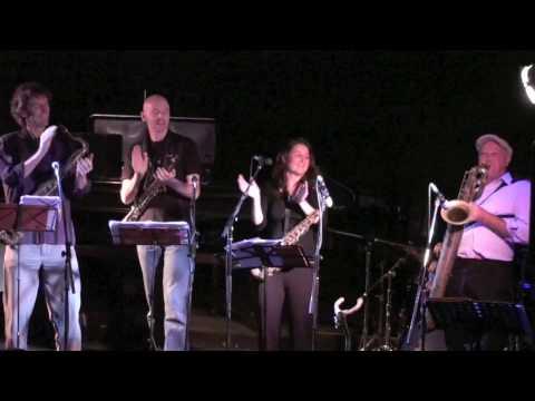Saltwater Sax - Paul Williamson's baritone sax solo