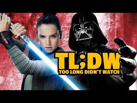 Every Star Wars Movie Before The Last Jedi (Cram It!)