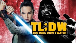 Every Star Wars Movie Before The Last Jedi (Cram It!)