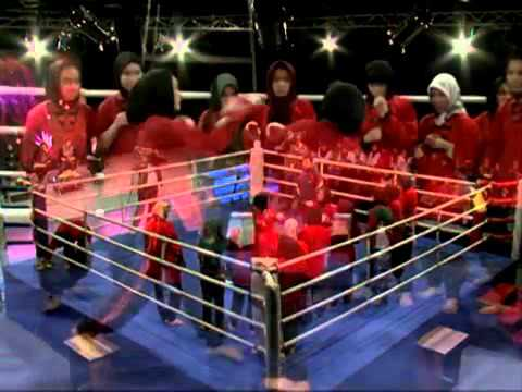 Ceremony for womens international day in 3Sport TV with Afghan champions in 8 March part 005