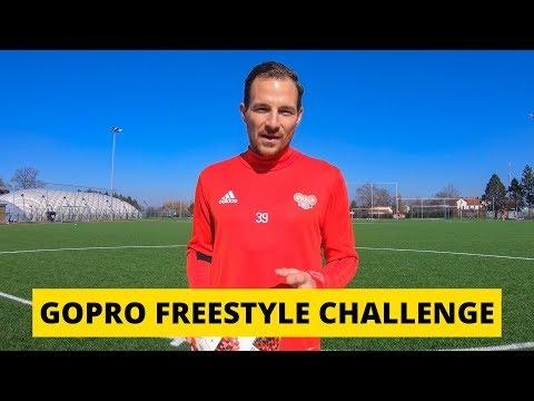 GoPro Freestyle Challenge s Kubou Podaným
