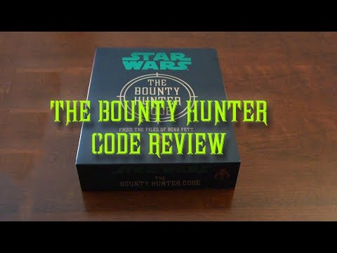 The Bounty Hunter Code Review and Unboxing [Vault Edition]