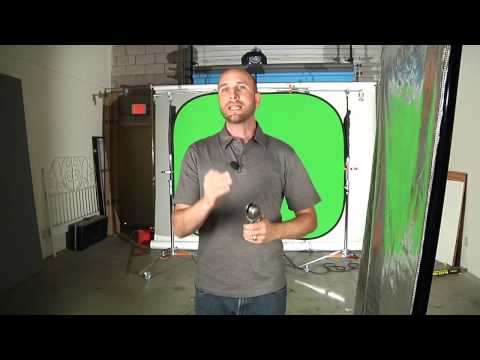 0 Digital Photography 1 on 1: Episode 65: Lighting a Green Screen