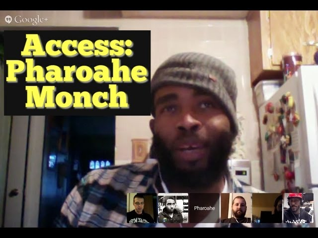 Access: Pharoahe Monch - March 1st 2014