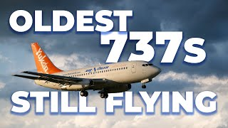 These Are The Oldest Boeing 737 Aircraft Still Flying