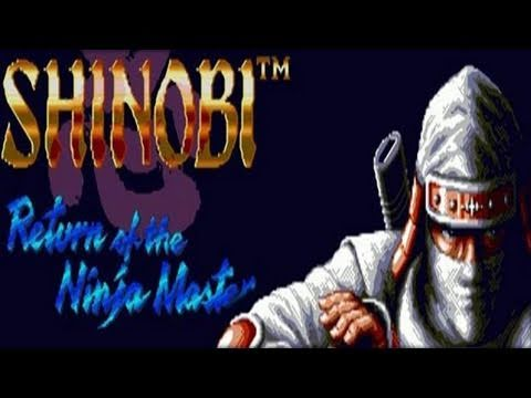 Shinobi 3: Return of the Ninja Master Game Review Gen Wii