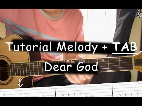 download lagu Belajar Melody Dear God - Avenged Sevenfold gratis