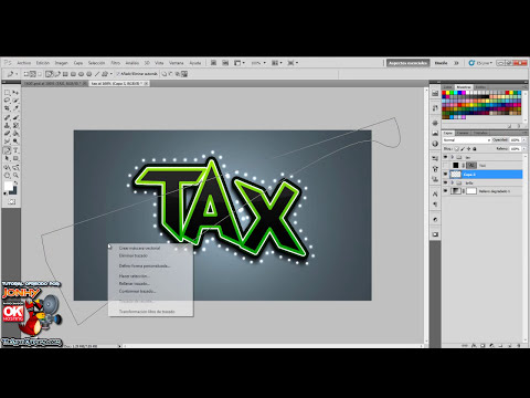Tutorial Photoshop - Texto Personalizado
