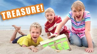 Surprise Treasure Hunt for Nickelodeon SlimeFest Tickets! *Road Trip*