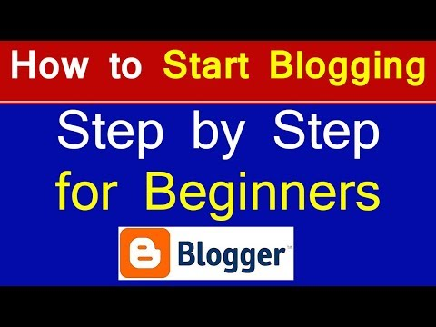 How to Start Blogging in 2018 | Step by Step guide for Beginners by Tech guru manjit