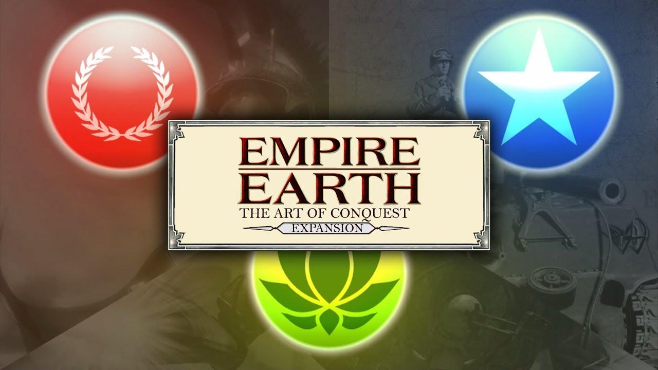 Empire Earth Art of Conquest Empire Earth The Art of