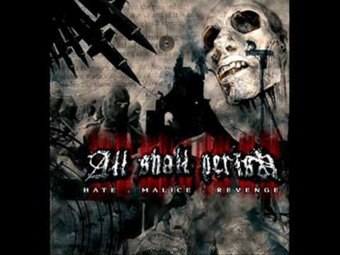 All Shall Perish - The Spreading Disease