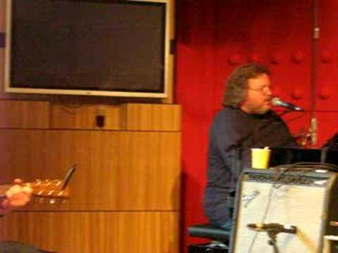 Edward Reekers- i love you anyway in het muziekcafe