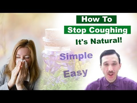 How Can I Stop Coughing Naturally