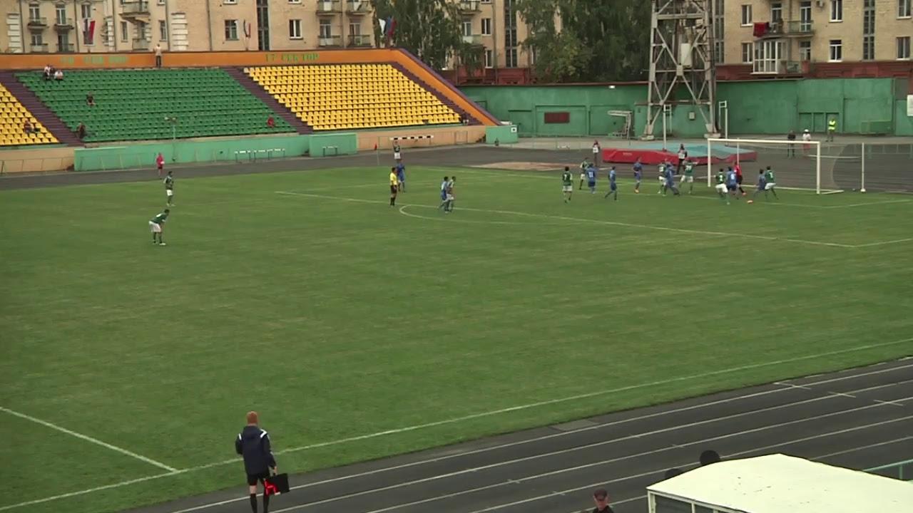 ФК Новокузнецк — Сибирь-2