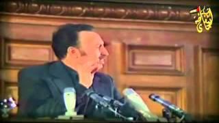 Un des plus importants discours de Houari Boumedienne