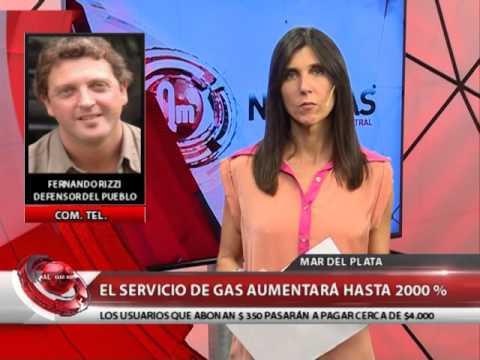 QM NOTICIAS - EL SERVICIO DE GAS AUMENTARÍA HASTA 2000 %