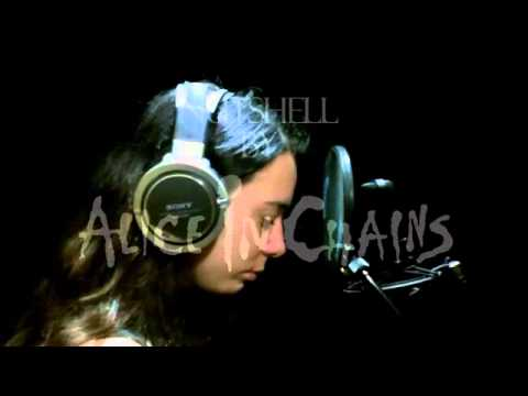 Alice In Chains - Nutshell - Cover By Nathalie Markoch (teaser) video